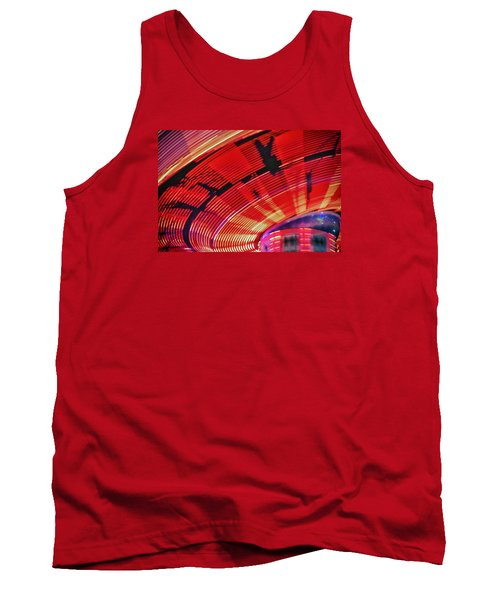 Tank Top featuring the photograph Tulare Fairgrounds by John Swartz