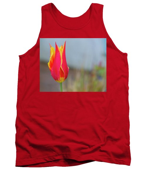 Tulip Fire Tank Top
