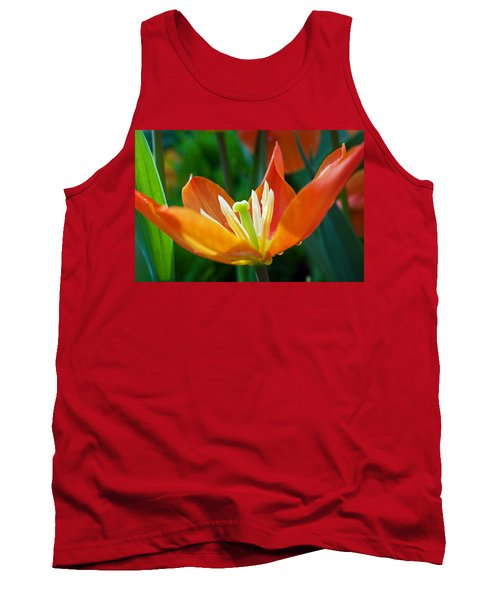 Tulip Time Tank Top