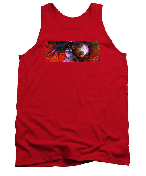 Tuns Of Paint Tank Top