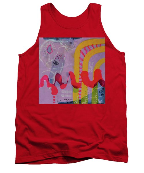 Turn Up The Heat Tank Top