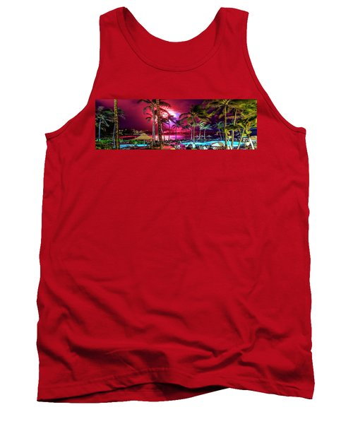 Turtle Bay - Independence Day Tank Top