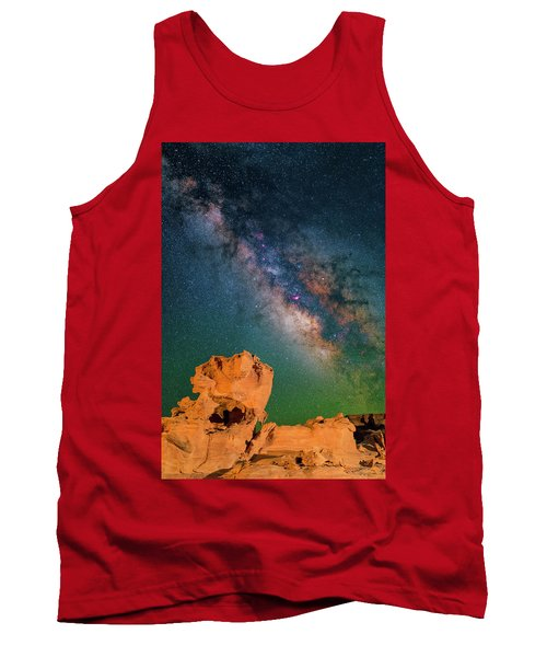 Turtles All The Way Down Tank Top