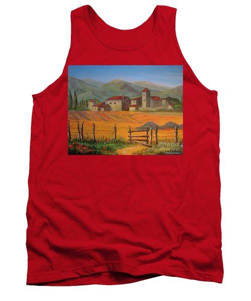 Tuscan Farm Tank Top