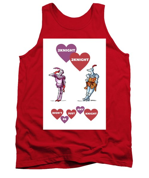 Two Knight Two Knight Tank Top