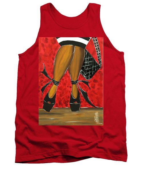 Two Stepping Tank Top