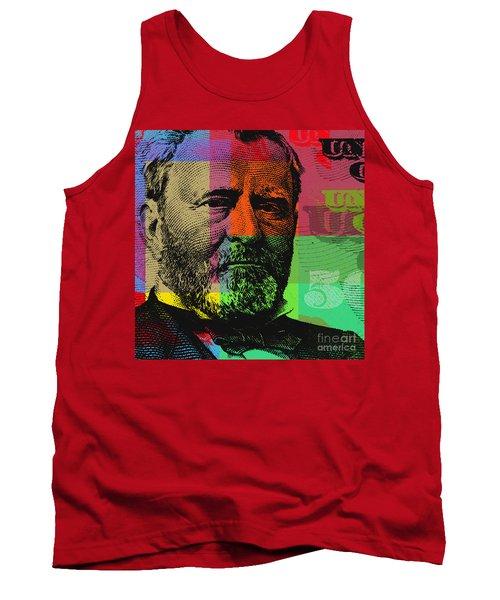 Ulysses S. Grant - $50 Bill Tank Top