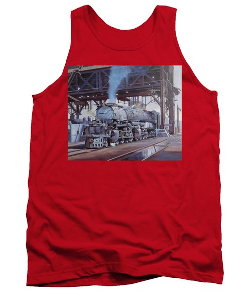 Union Pacific Big Boy Tank Top