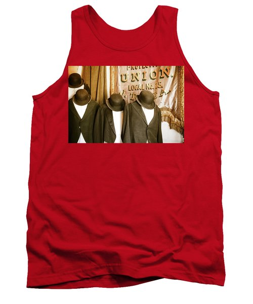 Union Vintage Clothing Tank Top by Steven Bateson