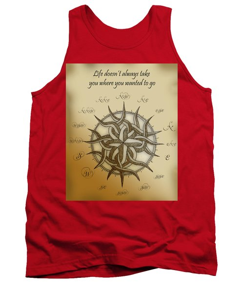 Unpredictable Journey Tank Top