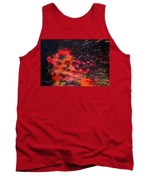 Untitled-87 Tank Top
