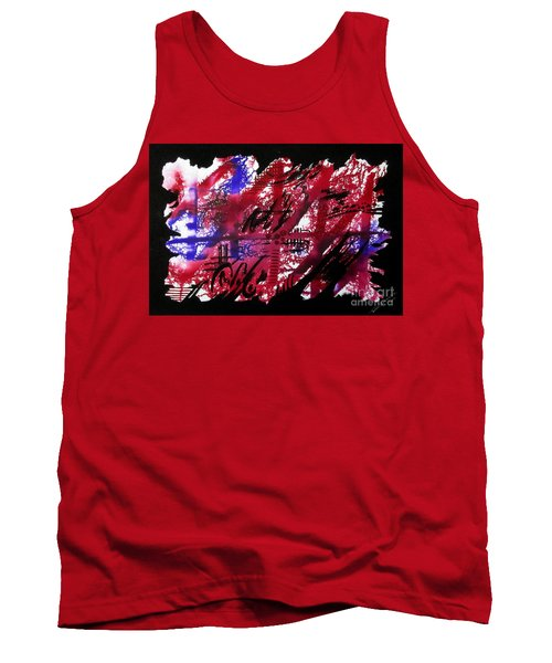 Untitled-92 Tank Top