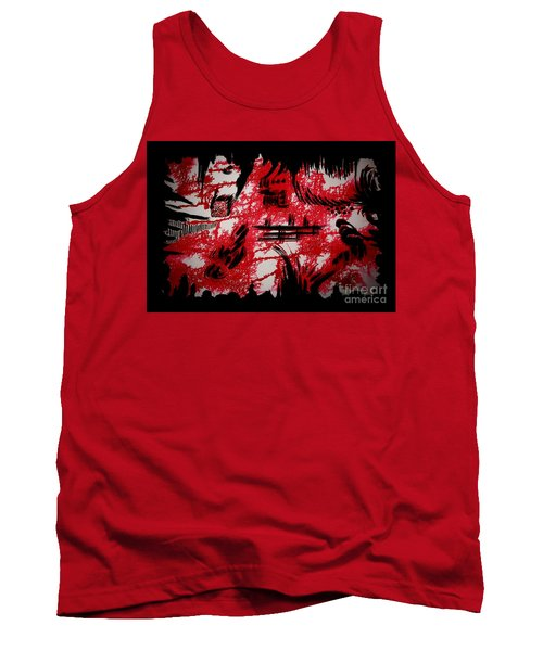 Untitled-99 Tank Top