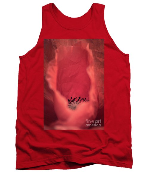 Tank Top featuring the photograph Untouched by Hannes Cmarits