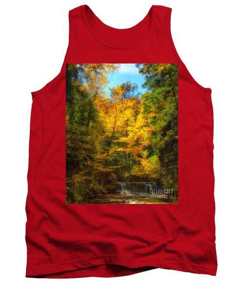 Upper Pinnacle Falls Tank Top