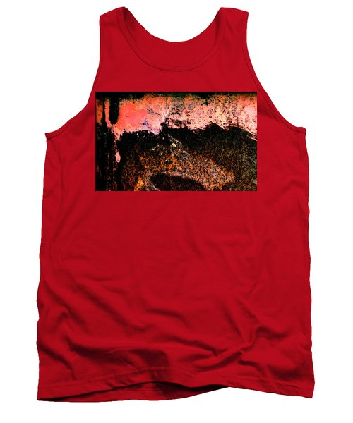 Urban Abstract Tank Top by Jerry Sodorff