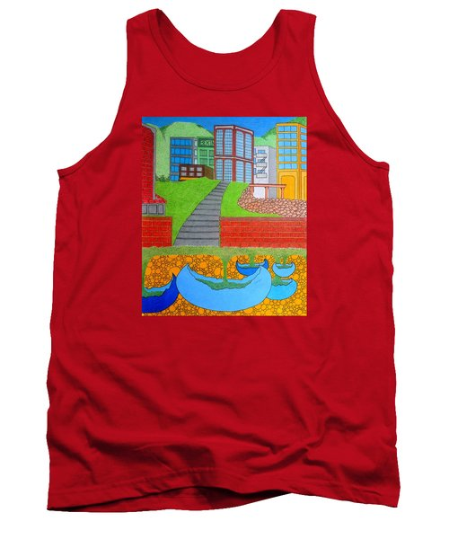 Urban Growth Tank Top