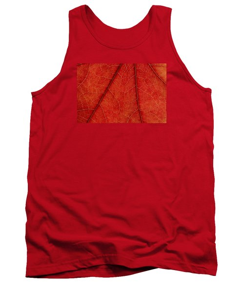 Vains Tank Top by Chevy Fleet