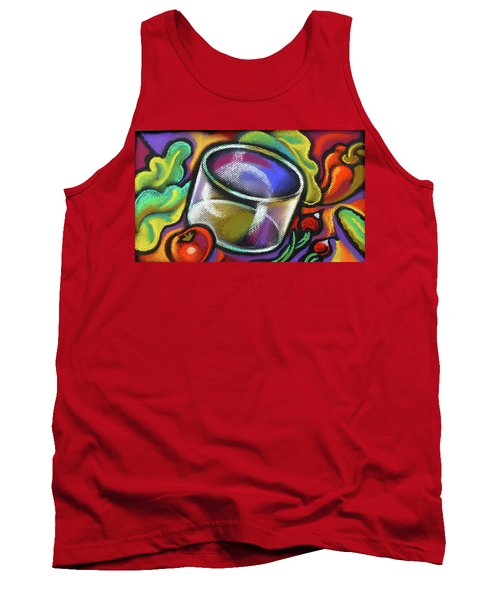 Vegetarian Food Tank Top