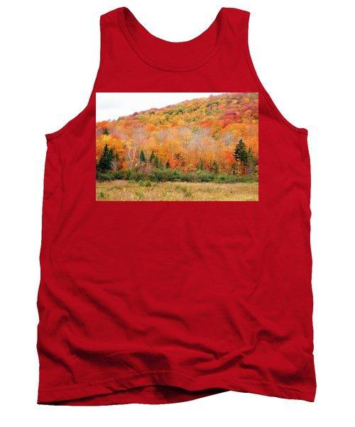 Vermont Foliage Tank Top