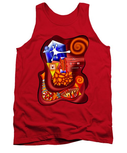 Versophomus V3 - New World Tank Top by Cersatti