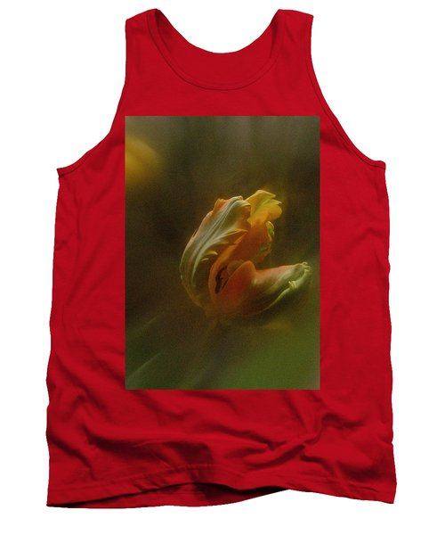 Tank Top featuring the photograph Vintage Tulip March 2017 by Richard Cummings