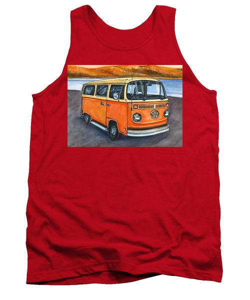 Ryan's Magic Bus Tank Top