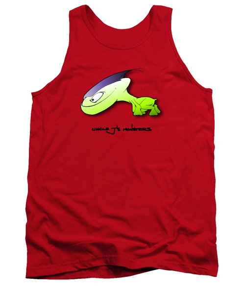 Waggah Tank Top by Uncle J's Monsters