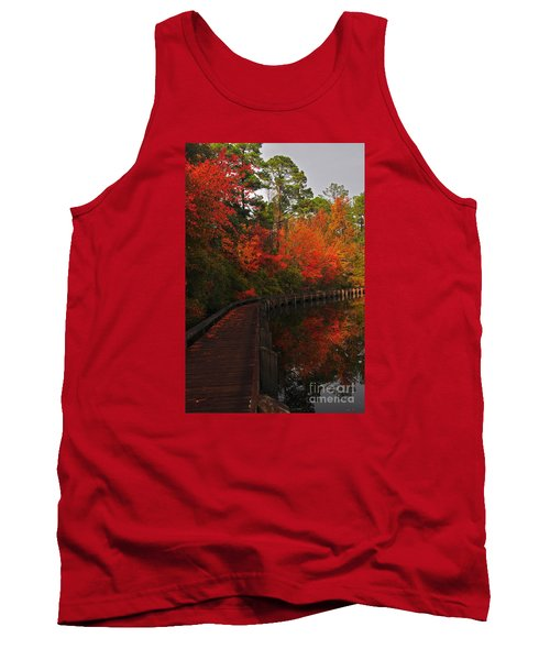 Walk Into Fall Tank Top