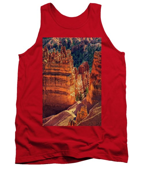 Walking Among Giants Tank Top