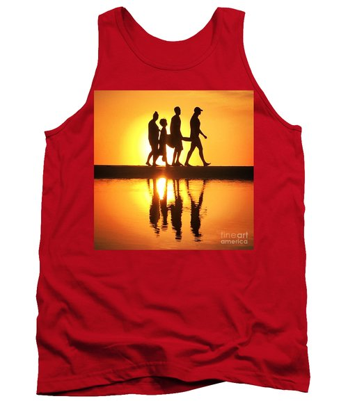 Walking On Sunshine Tank Top