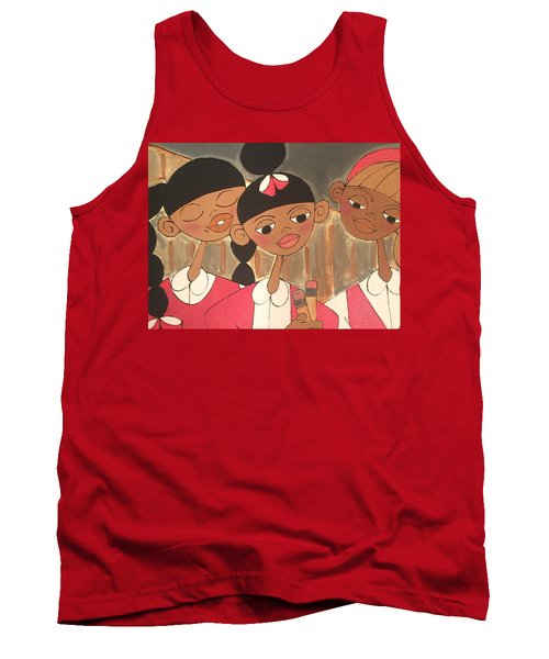 Walkin Home Tank Top