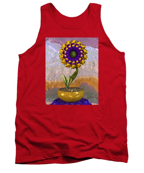 Wall Flower Tank Top