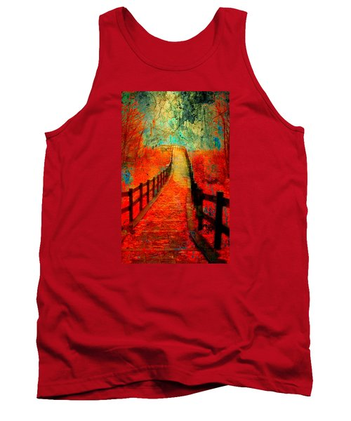 Wander Bridge Tank Top