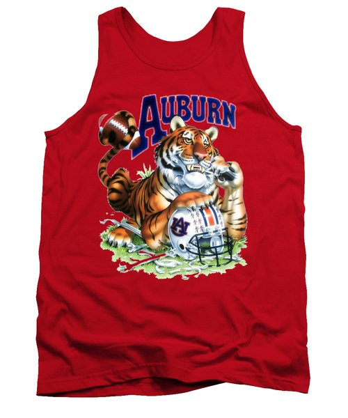 War Eagle  Tank Top by Herb Strobino
