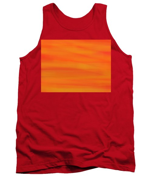 Warmth Of Day Tank Top