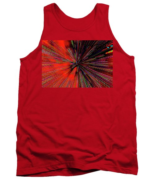 Tank Top featuring the photograph Warp Drive Mr Scott by Tony Beck