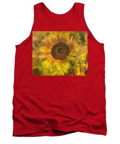 Washed In Sun Tank Top