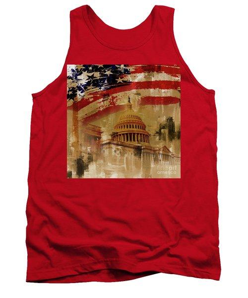 Washington Dc Tank Top