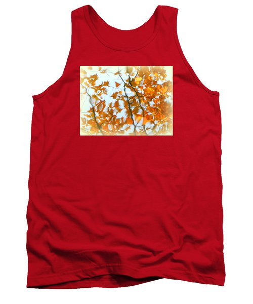 Water Fall Tank Top
