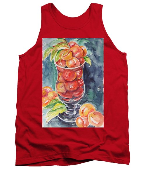Watercolor Series No. 214 Tank Top