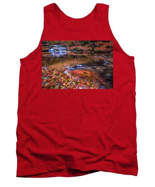 Waterfall-4 Tank Top