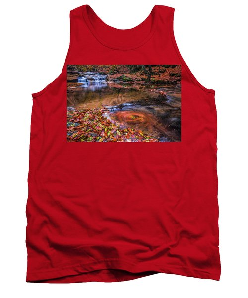 Waterfall-4 Tank Top
