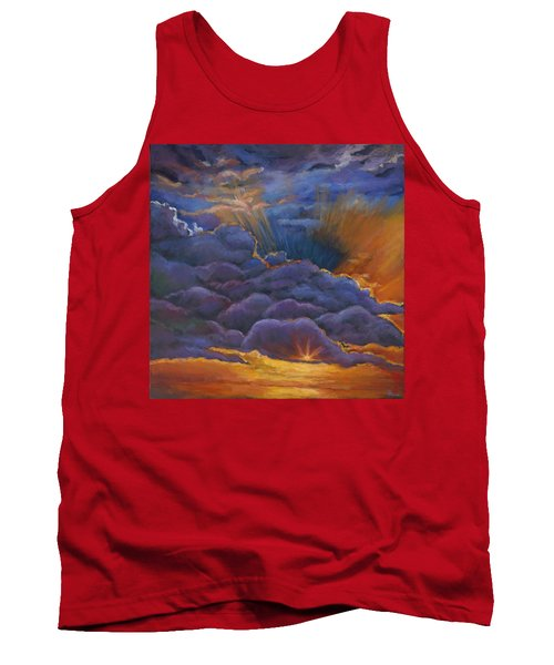 Welcome The Night Tank Top