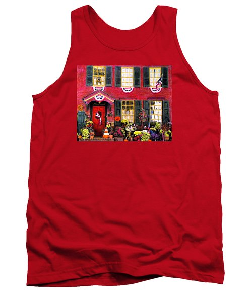 Welcome To Autumn Tank Top