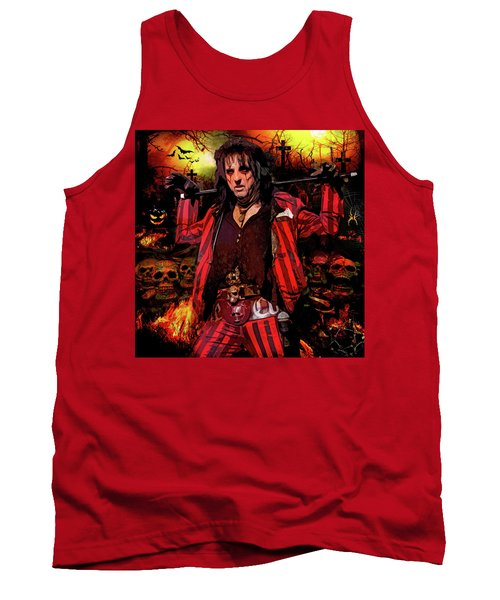 Welcome To My Nightmare Tank Top