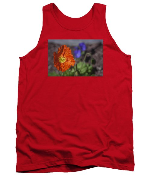 Well Hello Tank Top by Morris  McClung