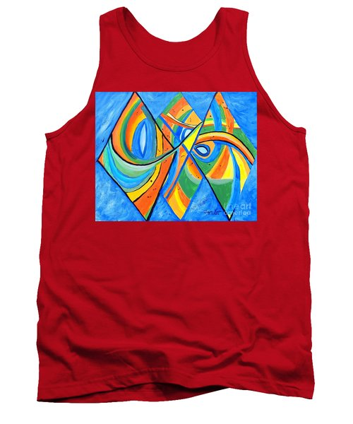 We're In This Together Tank Top