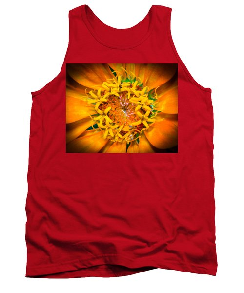 What A Bee Sees Tank Top