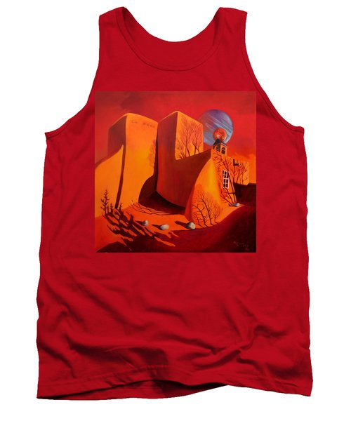When Jupiter Aligns With Mars Tank Top